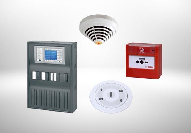 Afbeelding voor categorie Bosch Fire Analoog