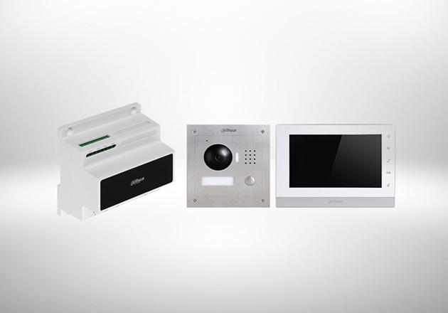 Afbeelding voor categorie Dahua 2-draads intercom