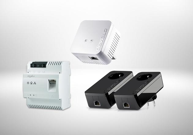 Afbeelding voor categorie Powerline adapters