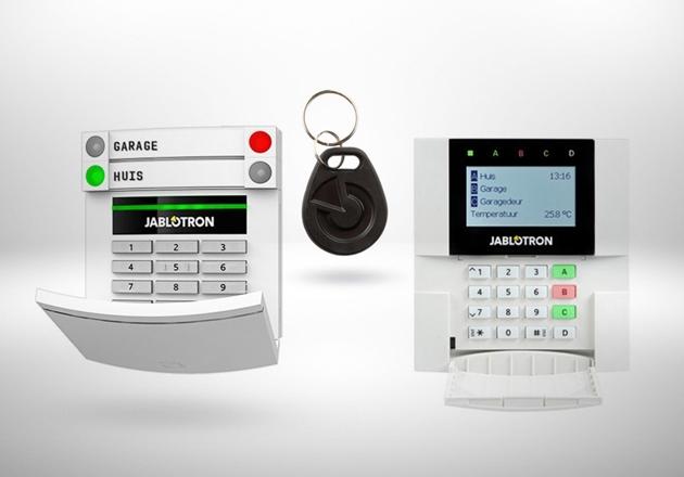 Afbeelding voor categorie Keypads