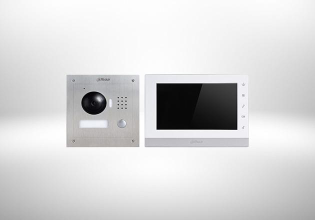 Image de la catégorie Intercom kits 2-fils
