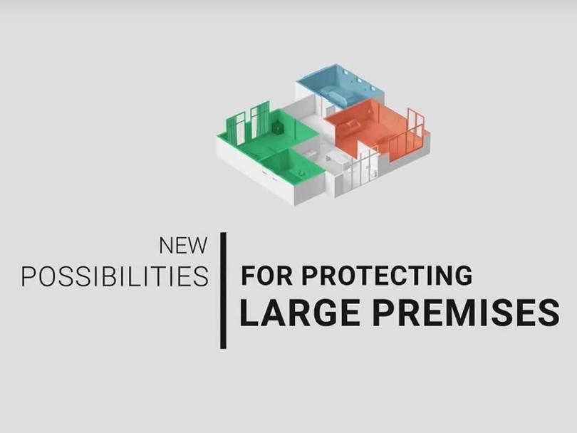 AJAX Nieuws: Introductie van Hub OS Malevich 2.6 - nieuwe functies voor grote locaties