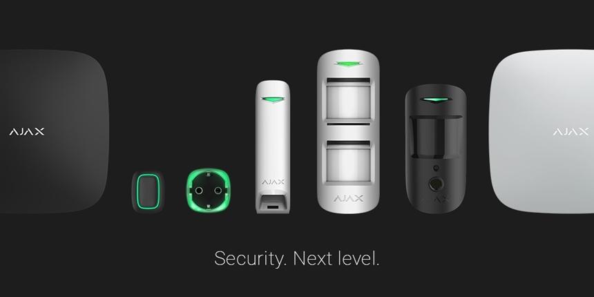 AJAX annonce 10 nouveaux produits !