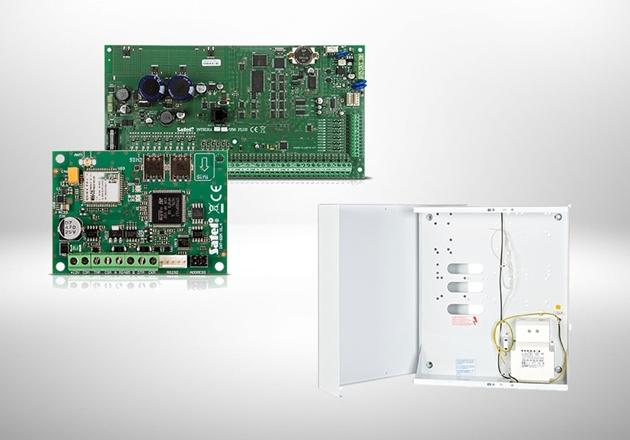 Image de la catégorie Centrales et transmetteurs