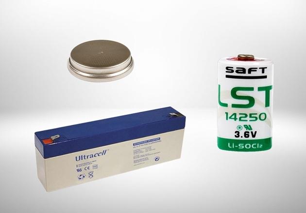 Afbeelding voor categorie Batterijen en accu's