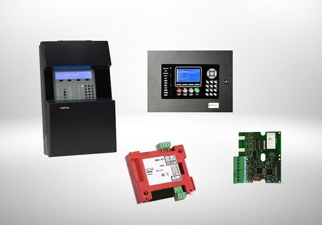 Image de la catégorie Centrales, modules & accessoires