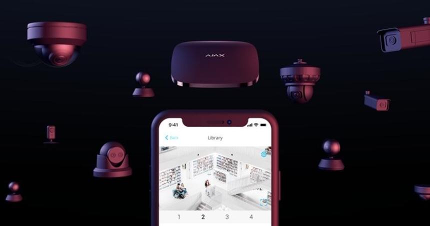 Les détecteurs d'Ajax Systems et les caméras de Dahua offrent la protection idéale pour les immeubles vides et les résidences secondaires pendant le lock down