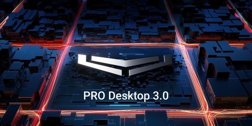 AJAX lance PRO Desktop 3.0