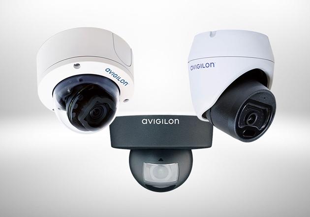 Image de la catégorie Avigilon dome camera's