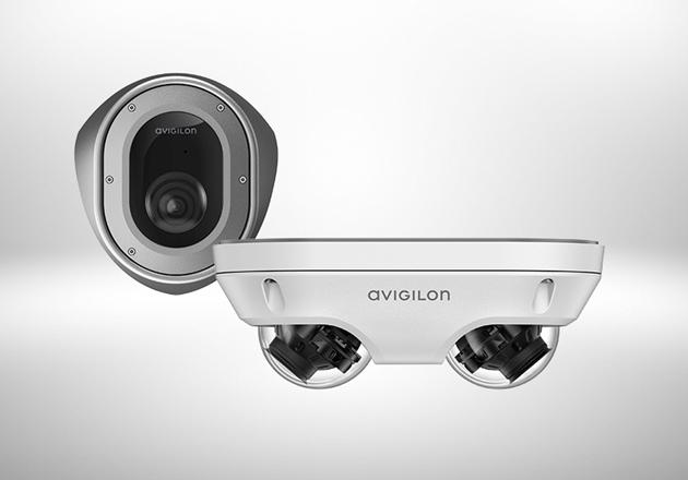 Image de la catégorie Avigilon speciale camera's